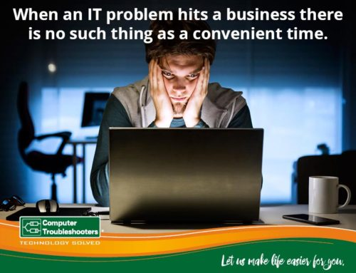 The Right IT Support for Business